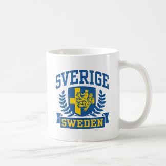 Sverige コーヒーマグカップ
