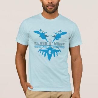 SWの人の戦闘機のワイシャツ Tシャツ