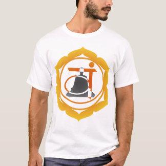 Swadhisthanaのチャクラ Tシャツ
