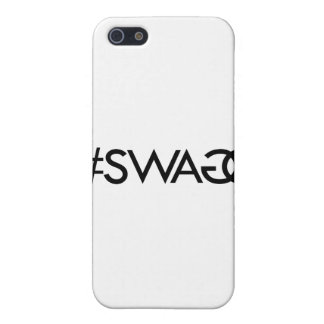 SWAGGの#SWAGG iPhone 5 カバー