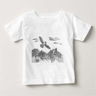 Swainsonのタカ ベビーTシャツ