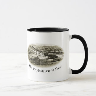 Swaledaleのヨークシャの谷 マグカップ