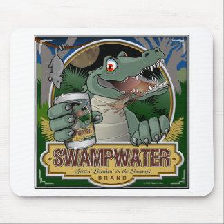 Swampwaterのわに マウスパッド