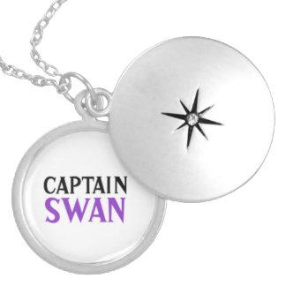 Swan大尉のロケット ロケットネックレス