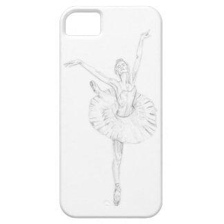swan湖の電話箱 iPhone SE/5/5s ケース