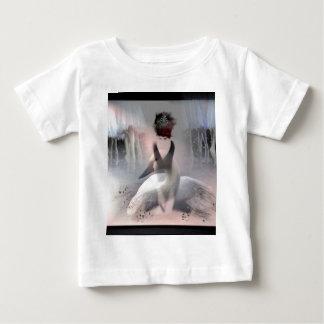 swan湖 ベビーTシャツ