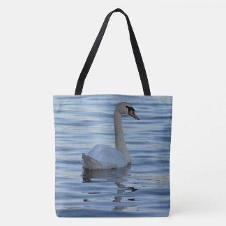 Swan Photo トートバッグ