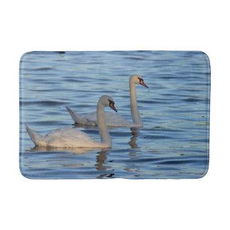 Swans Photo バスマット