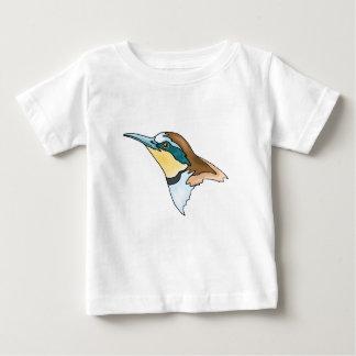 Swarrowのすずめ ベビーTシャツ