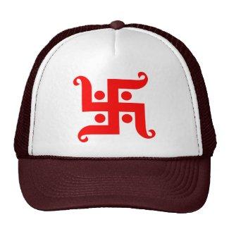 swastika メッシュハット