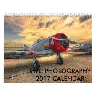 SWCの写真撮影による2017カレンダー カレンダー