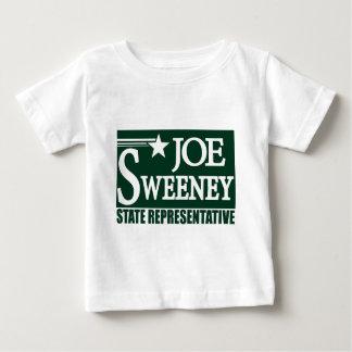 Sweeneyの服装 ベビーTシャツ