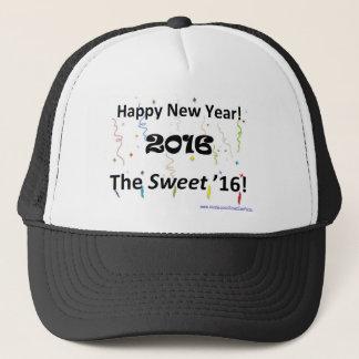Sweet16 2016年 キャップ