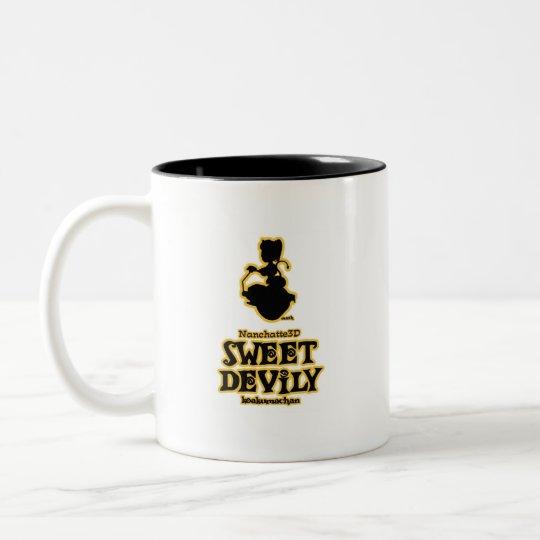 Sweet Devily ツートーンマグカップ