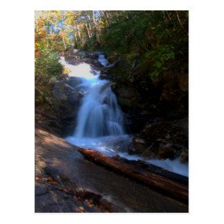 Swiftwaterの滝 ポストカード