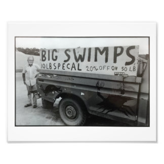 Swimpsの大きいプリント… フォトプリント