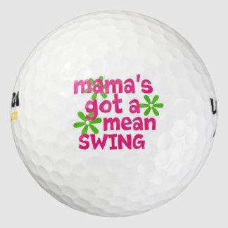 Swingママの ゴルフボール