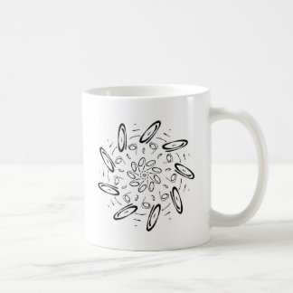 Swirl1 コーヒーマグカップ