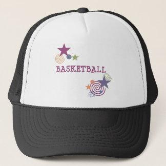 swirlystarバスケットボール10x10 キャップ
