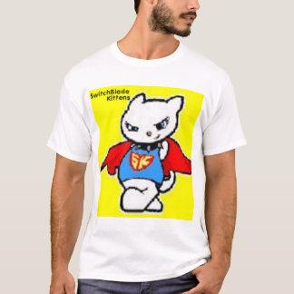 SwitchBladeの子ネコ Tシャツ