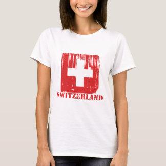 switzerlandflag6.ai tシャツ
