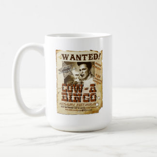 Sybilの牛ビンゴのマグ コーヒーマグカップ