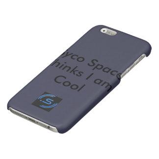 Sycoの宇宙の例 光沢iPhone 6ケース