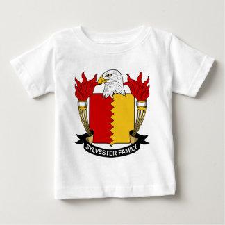 Sylvesterの家紋 ベビーTシャツ