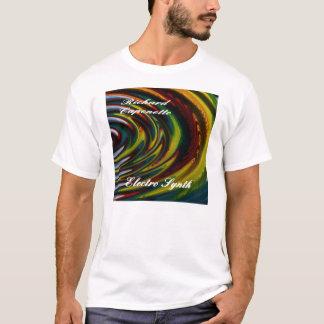 Synthの電子男性T Tシャツ