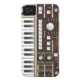 SynthのiPhone 4/4Sの場合 Case-Mate iPhone 4 ケース