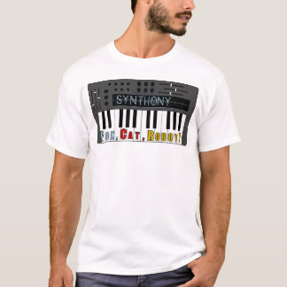 Synth-ony Tシャツ