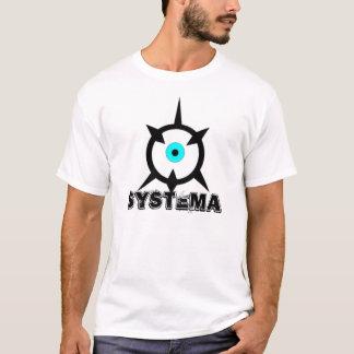 Systemaの目のワイシャツ Tシャツ