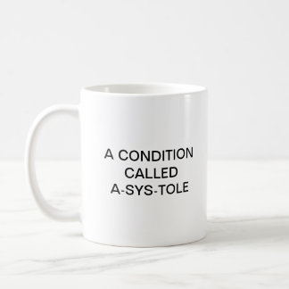SYSTOLE コーヒーマグカップ