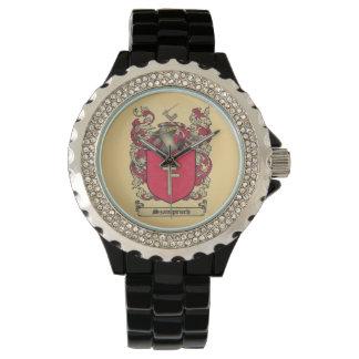 Szampruchの家紋の腕時計 腕時計