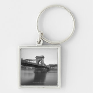 Szechenyi鎖式吊り橋およびドナウ キーホルダー