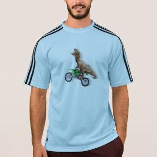Tのレックスのオートバイ- tのレックス乗って下さい-飛行tのレックス tシャツ