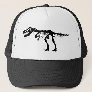 Tのレックスの恐竜の骨組 キャップ