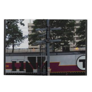 Tの列車のiPadの空気写真 iPad Airケース