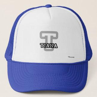 Tはティーアナのためです キャップ