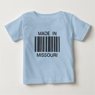 Tシャツでなされる一般的なバーコード ベビーTシャツ