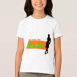 Tシャツに接吻する方法 Tシャツ