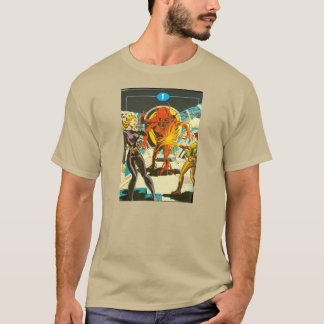 Tシャツのサイファイの不気味な漫画本カバー1964年 Tシャツ