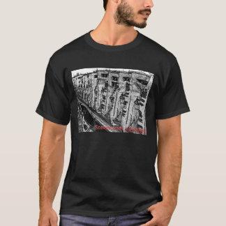 Tシャツのデンバーの木炭 Tシャツ