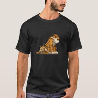 Tシャツのトラ Tシャツ