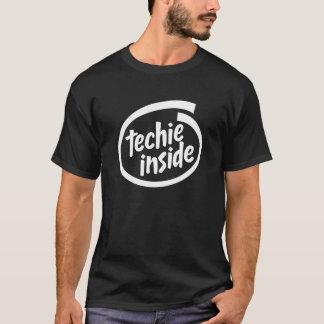 Tシャツの中のTechie Tシャツ