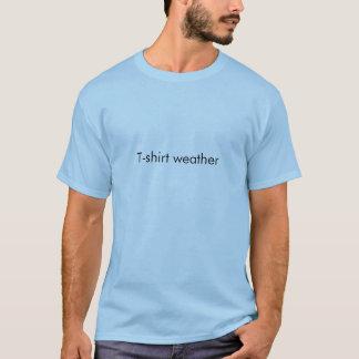 Tシャツの天候 Tシャツ