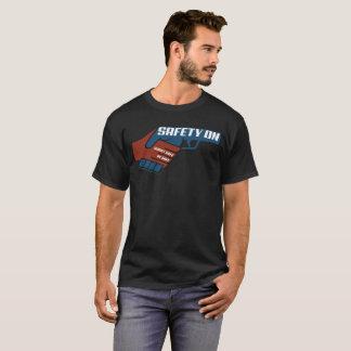 Tシャツの安全 Tシャツ