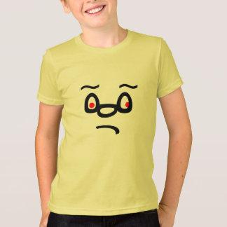 Tシャツの悲しい顔 Tシャツ