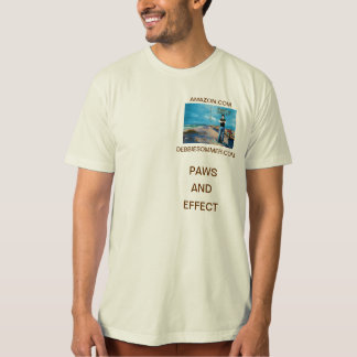 Tシャツの足および効果の本のタイトル Tシャツ