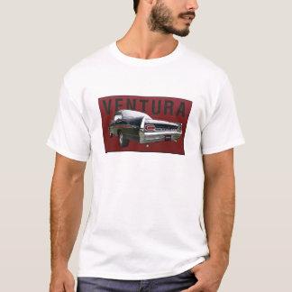 Tシャツの61のポンティアクベントゥーラの背面図。 Tシャツ